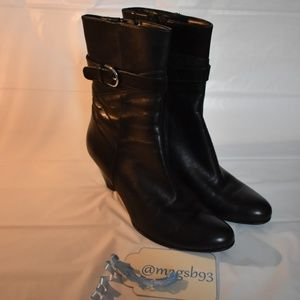 Ecco Heeled Boot
